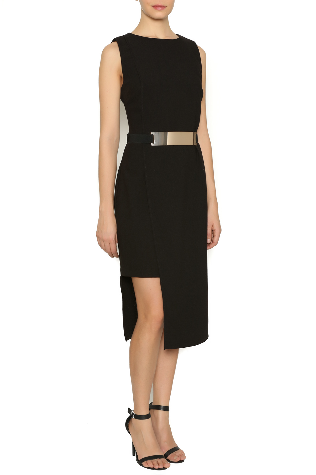 Mystic Sleeveless Black Dress from Manhattan by Dor L'Dor ...