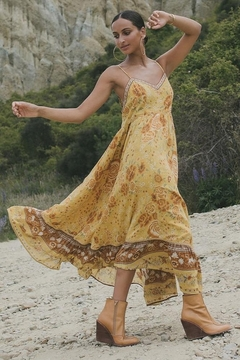 Spell & the Gypsy Collective Mystic Strappy Maxi Dress - Alternate List Image