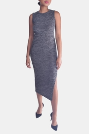 Mystic Sweater Bodycon Dress - Front cropped