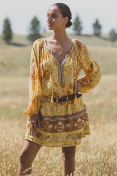 Spell & the Gypsy Collective Mystic Tunic Dress - Product List Image