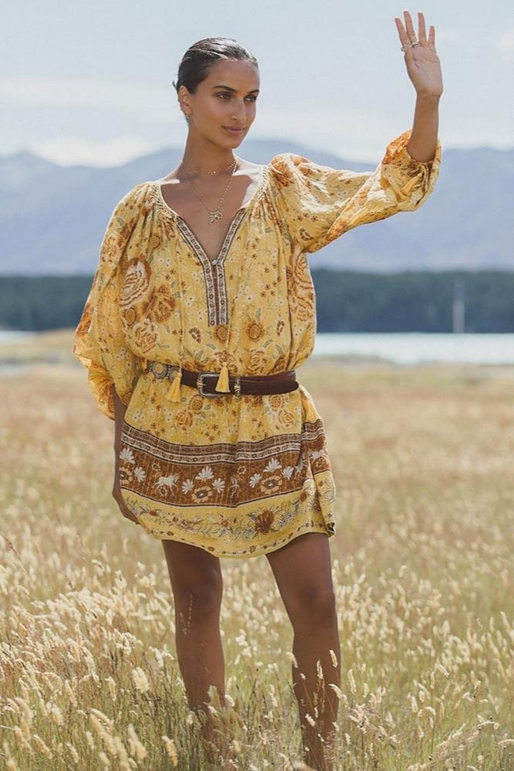 Spell & the Gypsy Collective Mystic Tunic Dress - Main Image