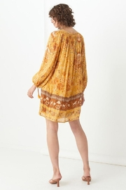 Spell & the Gypsy Collective Mystic Tunic Dress - Back cropped