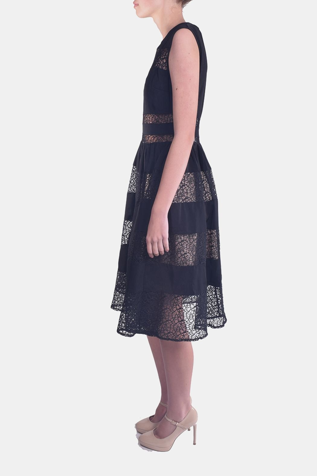 Mystic Twilight Party Dress - Front Full Image