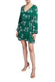 Cupcakes & Cashmere Mystique Floral-Wrap Dress - Product Mini Image