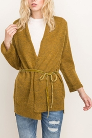 Mystree Afterglow Cardi - Front full body