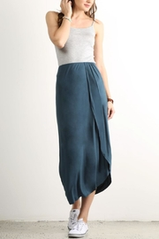 Mystree Asymmetric Skirt - Front cropped