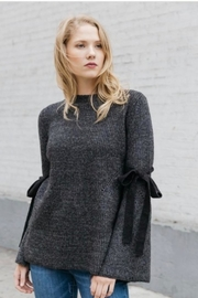 Mystree Bell Sleeve Sweater - Product Mini Image