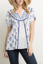 Mystree Bristol Top - Front cropped