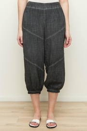 Mystree Charcoal Wide Pant - Product Mini Image