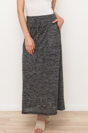 Mystree Cotton Long Skirt - Front cropped