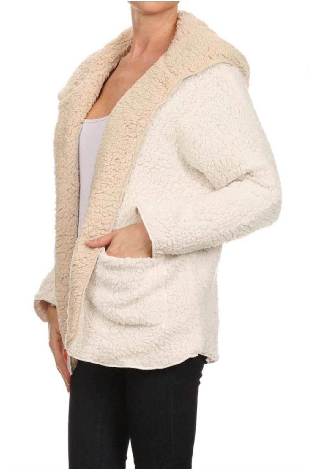 Mystree Cozy Hooded Sweater from Virginia Beach by A. Dodson's ...