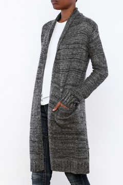 Shoptiques Product: Deconstructed Knit Cardigan