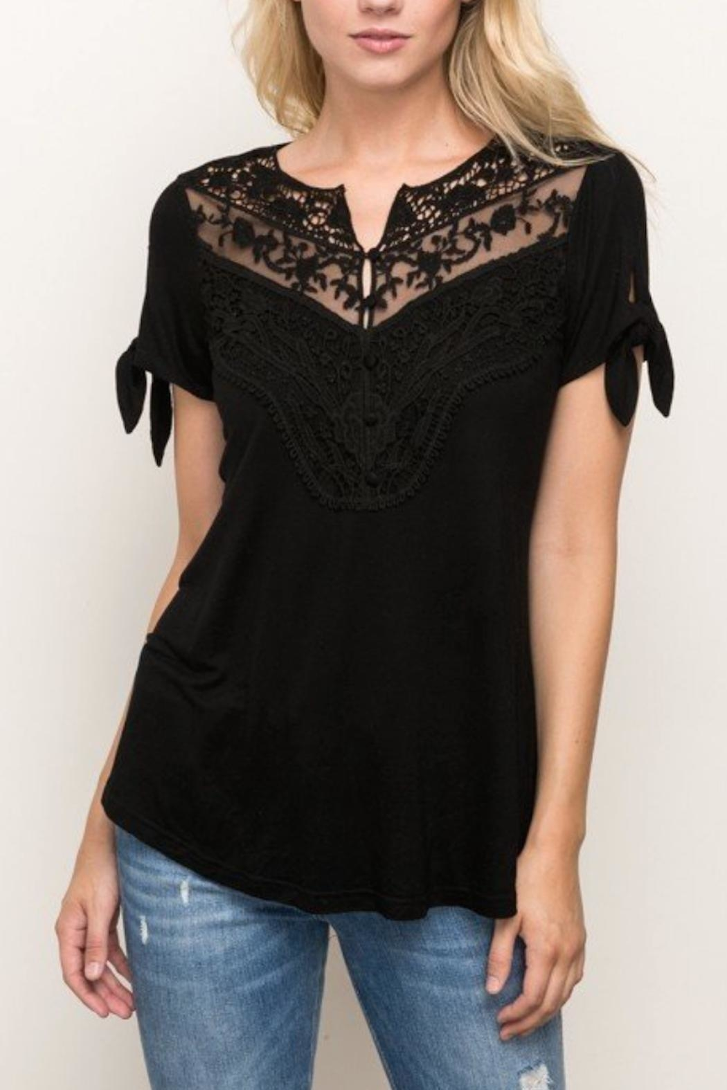 Mystree Fiona Top - Front Full Image