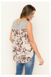Mystree Floral Back Top - Other