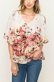 Mystree Floral Blouse - Product Mini Image