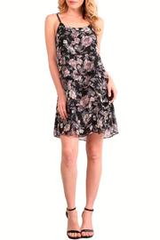 Mystree Floral Ruffle Dress - Product Mini Image