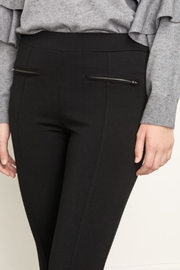 Mystree Knit Zip Pants - Other