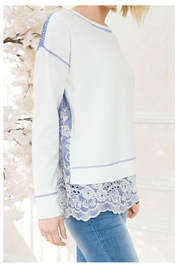 Mystree Lace Back/bottom Top - Other