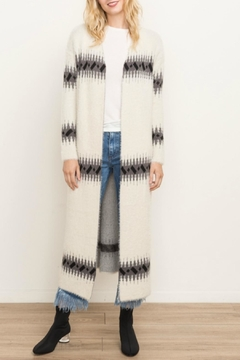 Shoptiques Product: Long Sweater Duster