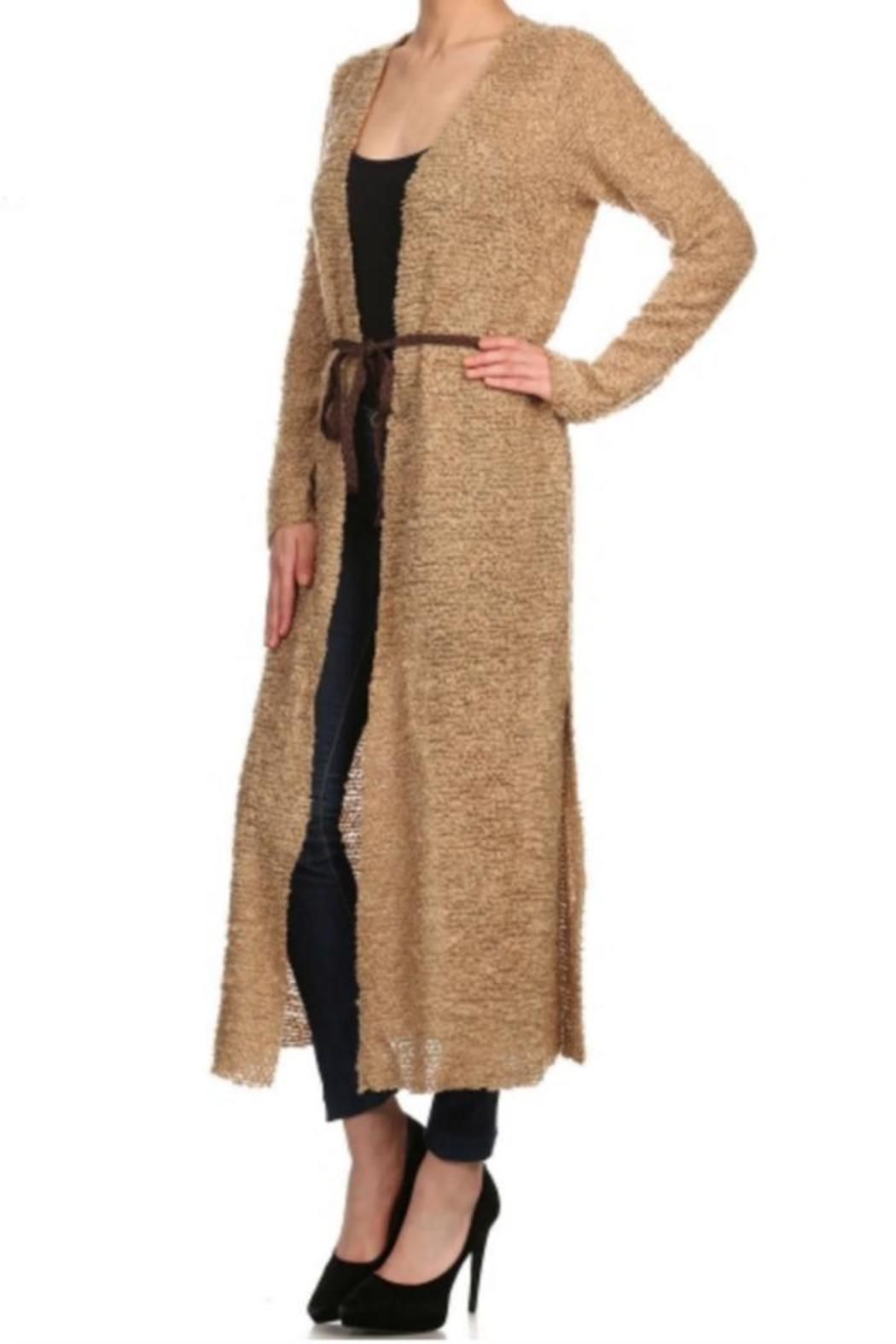 Mystree Maxi Cardigan Sweater from Virginia Beach by A. Dodson's ...