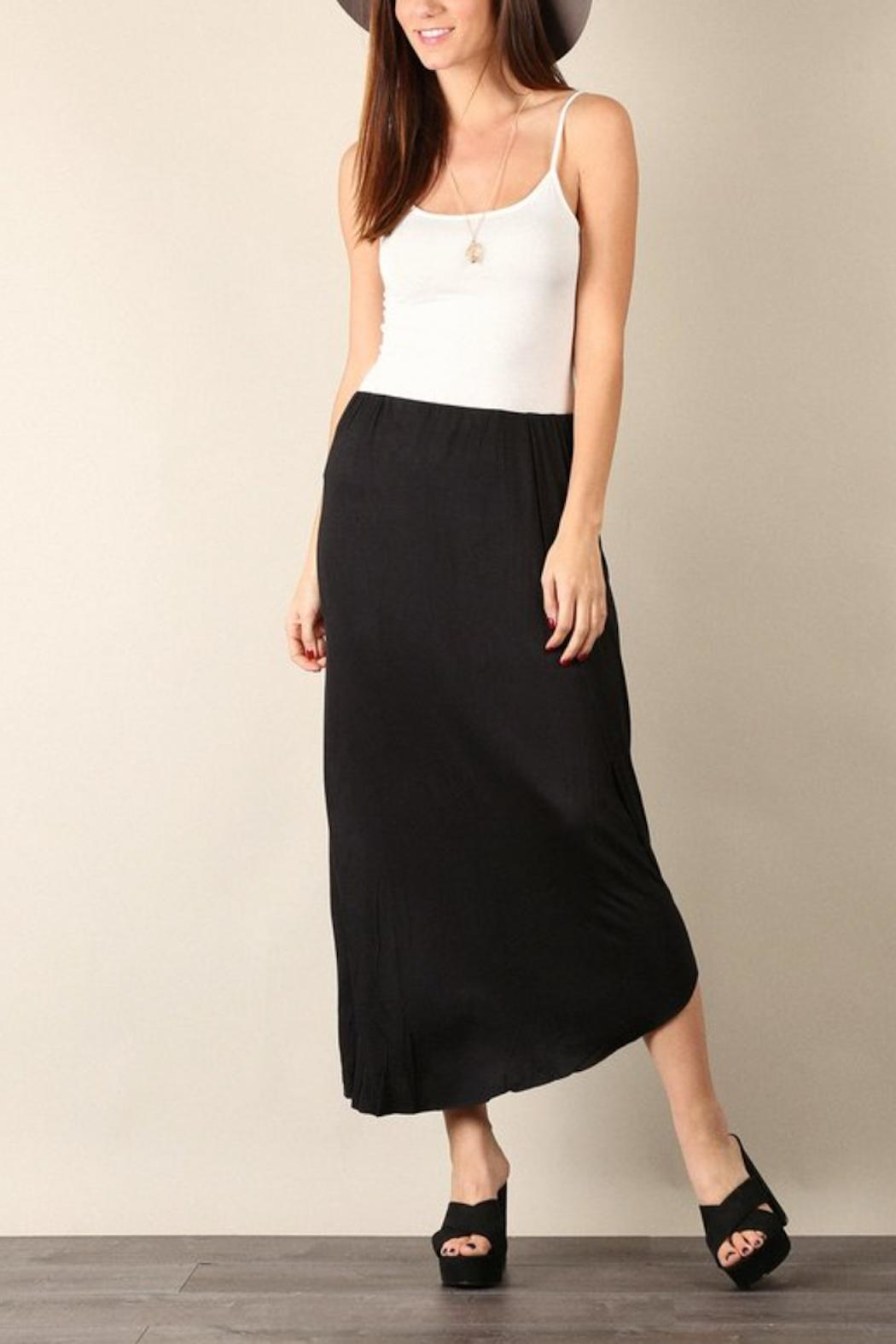 Mystree Midi Skirt - Main Image