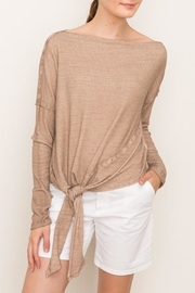 Mystree Natural Vibes Shirt - Front cropped