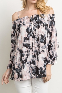 Mystree Floral Tunic Top - Product List Image