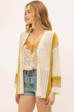 Mystree Open Front Cardigan - Product List Image