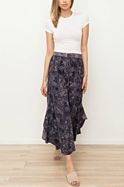 Mystree Printed Pants - Product Mini Image