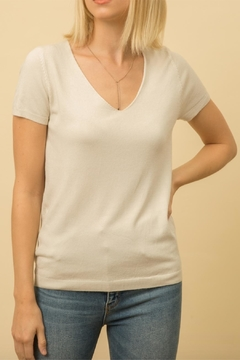 Mystree Pullover Sweater Top - Product List Image