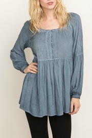 Mystree Raglan Sleeve Babydoll - Product Mini Image