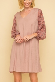 Mystree Shift Dress - Front cropped