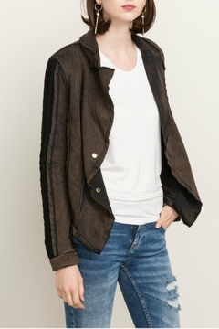 Mystree Snap Front Jacket - Product List Image