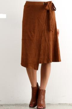 Shoptiques Product: So Suede Skirt