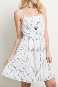 Mystree Striped Cami Dress - Product List Image