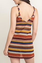 Mystree Sunset Knit Top - Side cropped