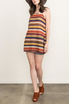 Mystree Sunset Knit Top - Product List Image