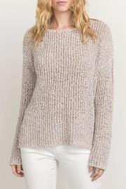 Mystree Textured Pullover - Product Mini Image