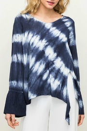Mystree Tie Dye Top - Product Mini Image