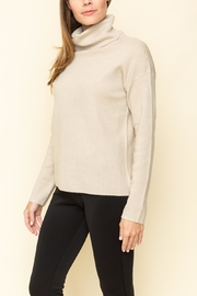 Mystree Turtle Neck Sweater - Back cropped