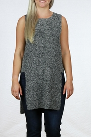 Mystree Vest Tunic Sweater - Product Mini Image
