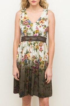 Mystree Vivi Dip-Dye Dress - Product List Image