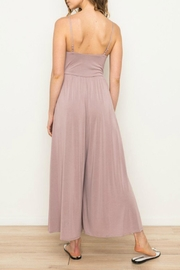 Mystree Wide Leg Jumpsuit - Other