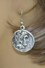 LaLou Mythical Character Earrings - Product Mini Image