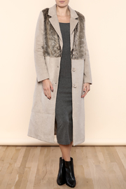 Myths of Creation Refined Coat - Front full body
