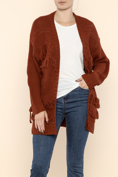 Myths of Creation Sun Kissed Cardigan - Product List Image