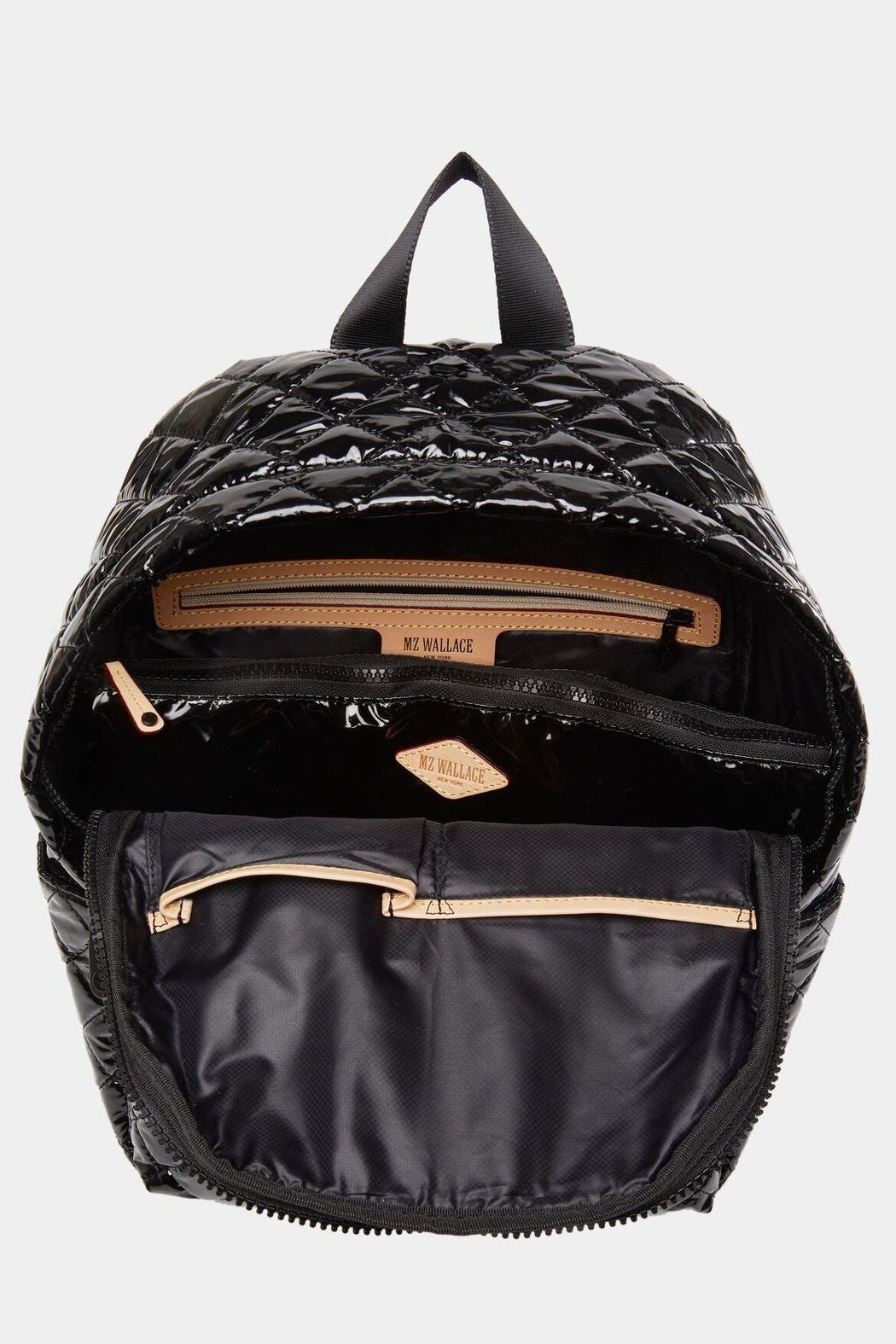 MZ Wallace City Backpack - Side Cropped Image