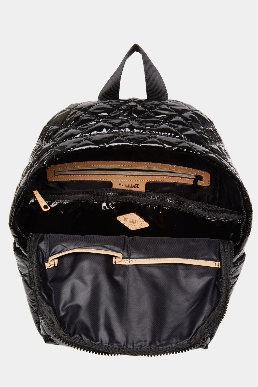 MZ Wallace City Metro Backpack - Side Cropped Image