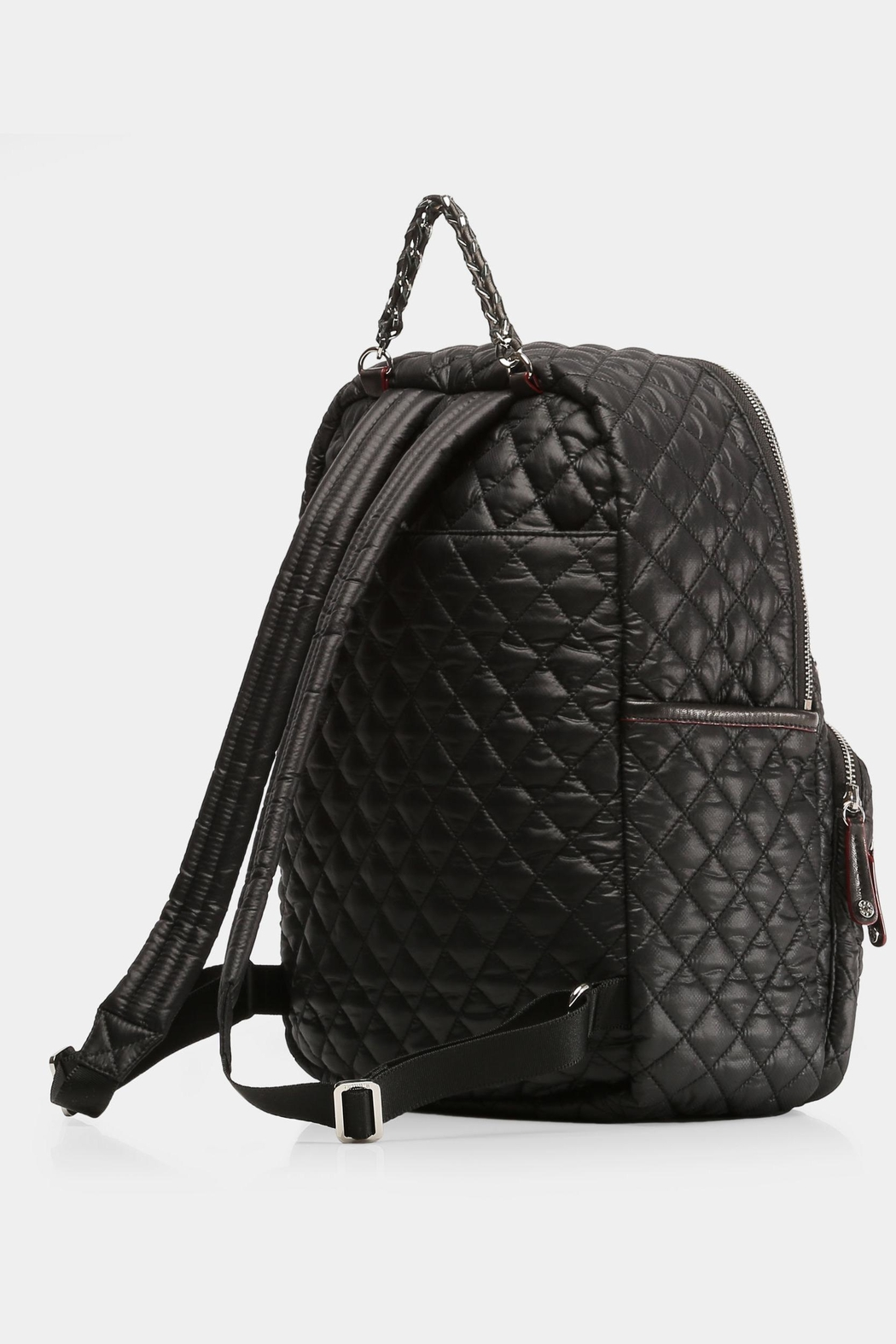 MZ Wallace Crosby Backpack - Front Full Image