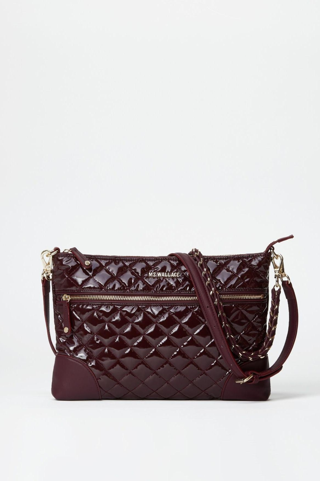 MZ Wallace Crosby Crossbody - Front Cropped Image